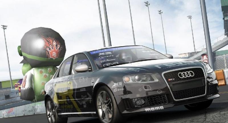 Pantallazo Need for Speed ProStreet