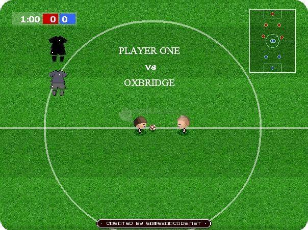 Pantallazo Mini Soccer