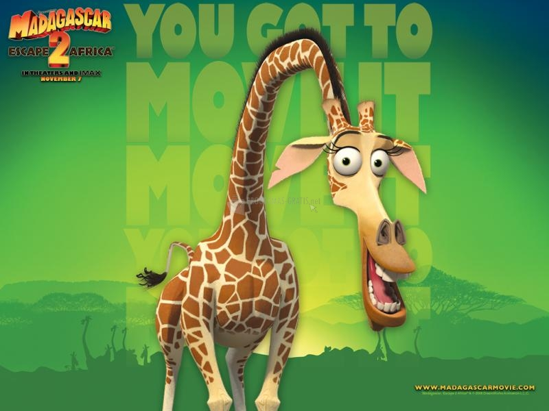 Pantallazo Madagascar 2: Wallpaper Melman