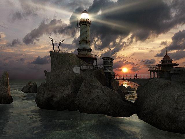 Pantallazo Lighthouse Point