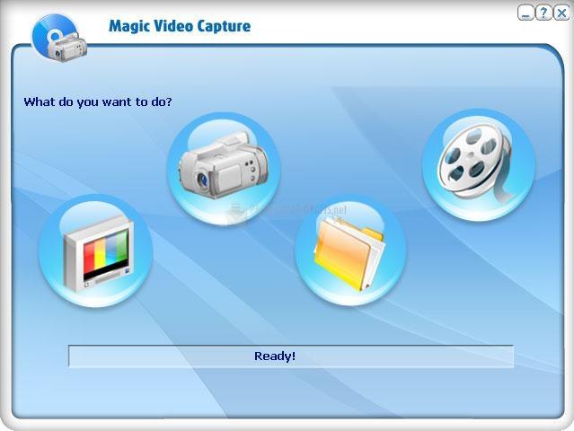 Pantallazo Magic Video Capture