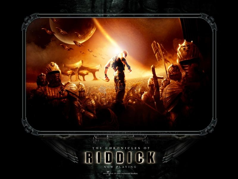 Pantallazo Las Cronicas de Riddick Wallpaper