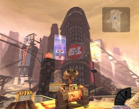Pantallazo Wall-E