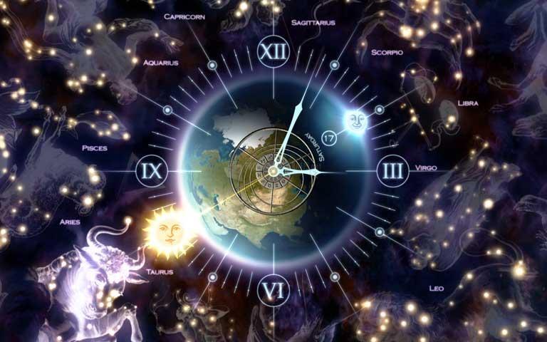 Pantallazo Zodiac Clock 3D Screensaver