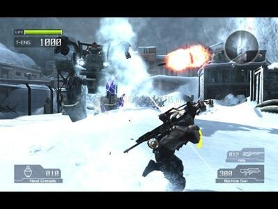 Pantallazo Lost Planet: Extreme Condition