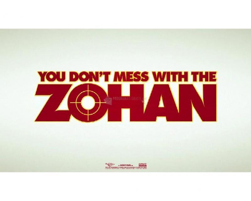 Pantallazo Zohan Screensaver