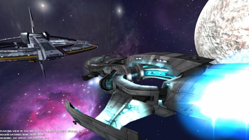 Pantallazo Galactic Command – Echo Squad SE