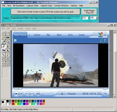 Pantallazo Screen Grab Pro Deluxe