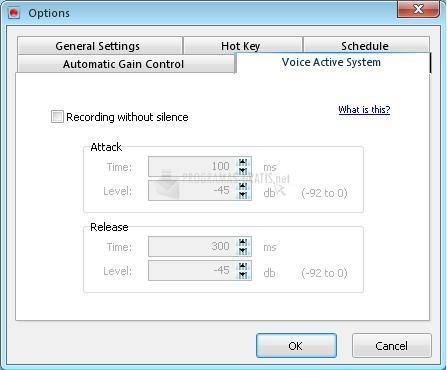 audio recorder titanium 6.0.2