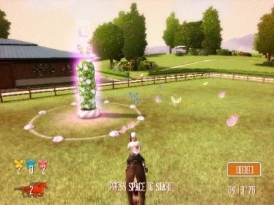 Imagen del Juego de Caballos My Horse and Me