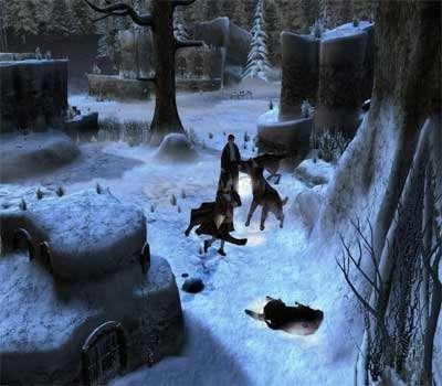 Pantallazo Las Crónicas de Narnia