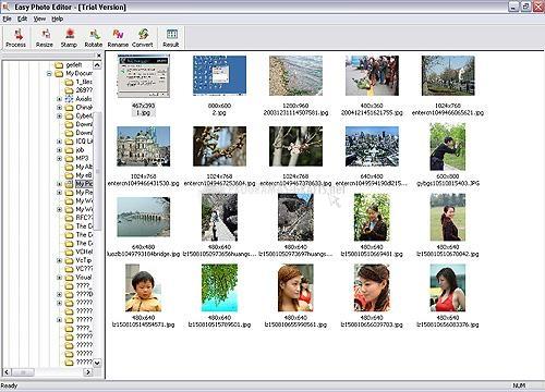 Pantallazo Easy Photo Editor