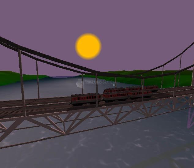 Pantallazo Bridge Construction Set