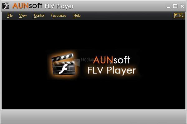 Pantallazo Aunsoft FLV Player