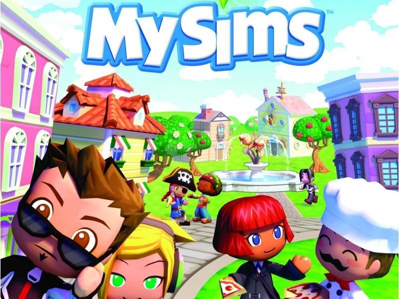 Pantallazo Pack MSN My Sims