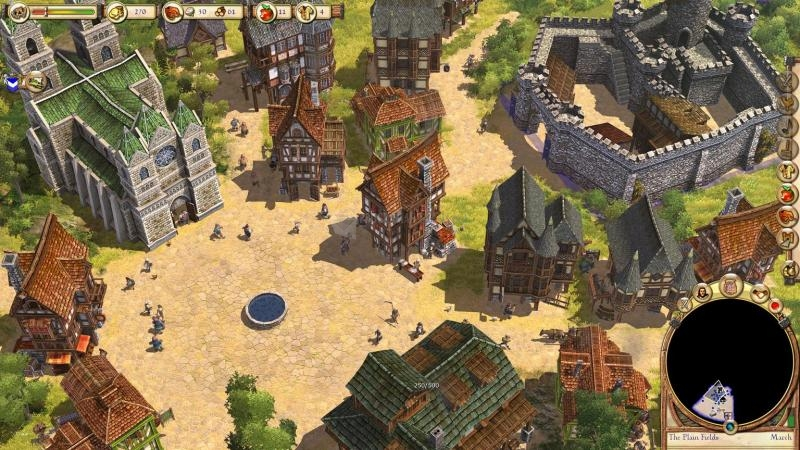 Pantallazo The Settlers: Rise of an Empire