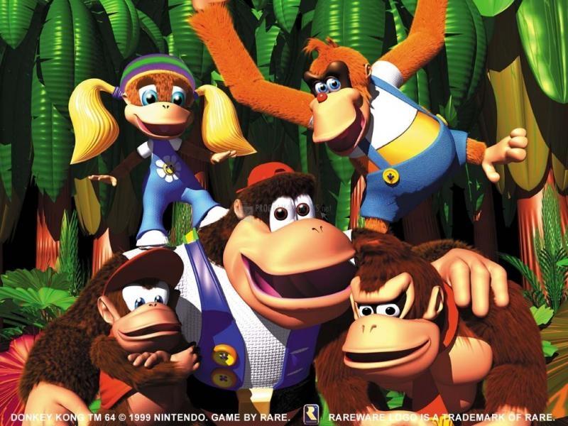 Pantallazo Family Kong