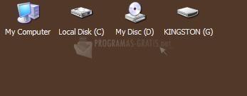 Pantallazo Desktop Media