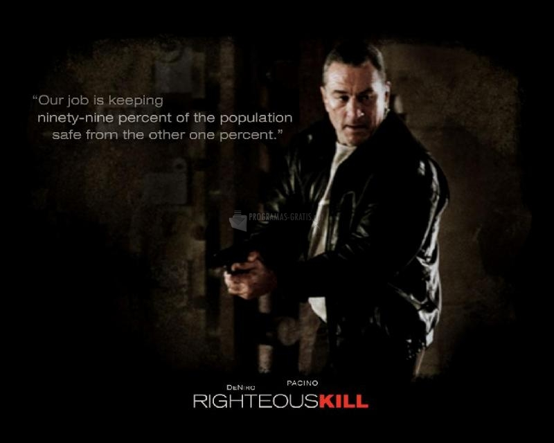 Pantallazo Righteous Kill Screensaver