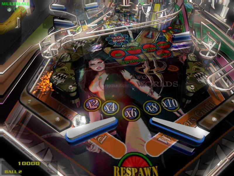 Pantallazo Dream Pinball 3D