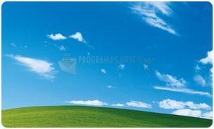 Pantallazo Windows XP Bliss ScreenSaver