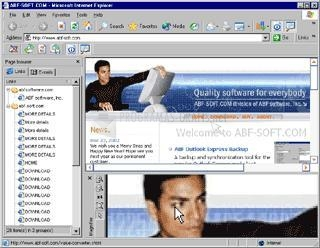 Pantallazo ABF Internet Explorer Tools