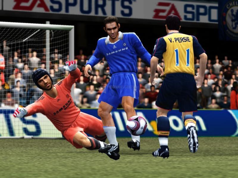 Pantallazo FIFA 09