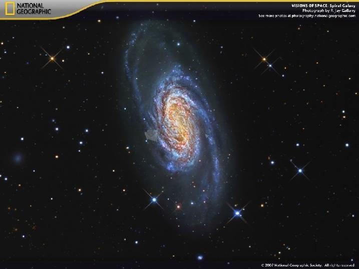 Pantallazo Visions of Space