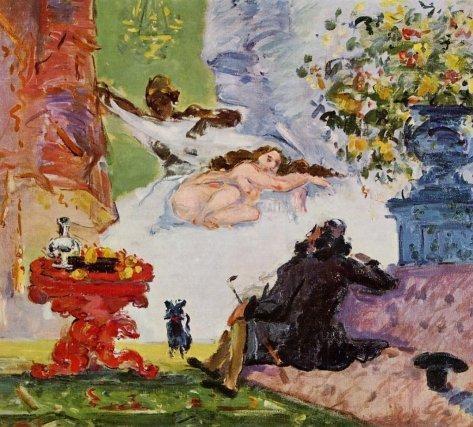 Pantallazo Paul Cezanne Screensaver