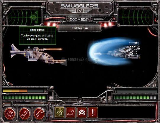 Pantallazo Smugglers 4