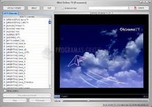 Pantallazo Mint Online TV