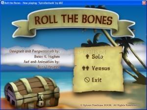 Pantallazo Roll the Bones