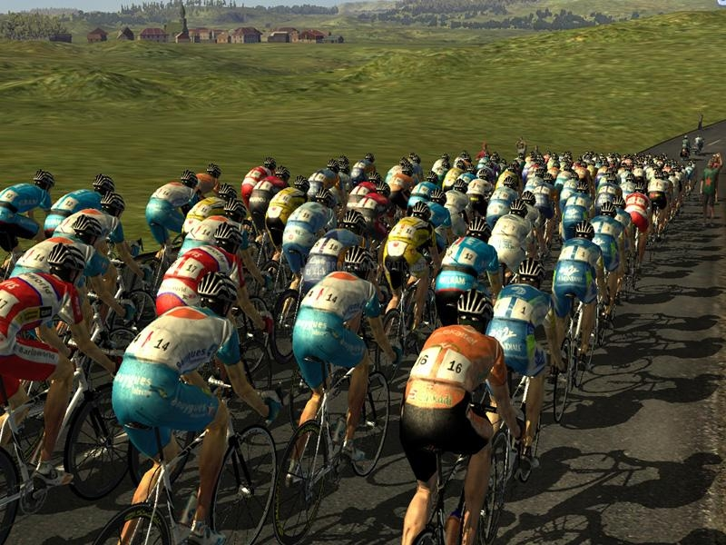 Pantallazo Pro Cycling Manager 2008