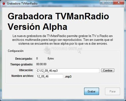 Captura TV Man Radio