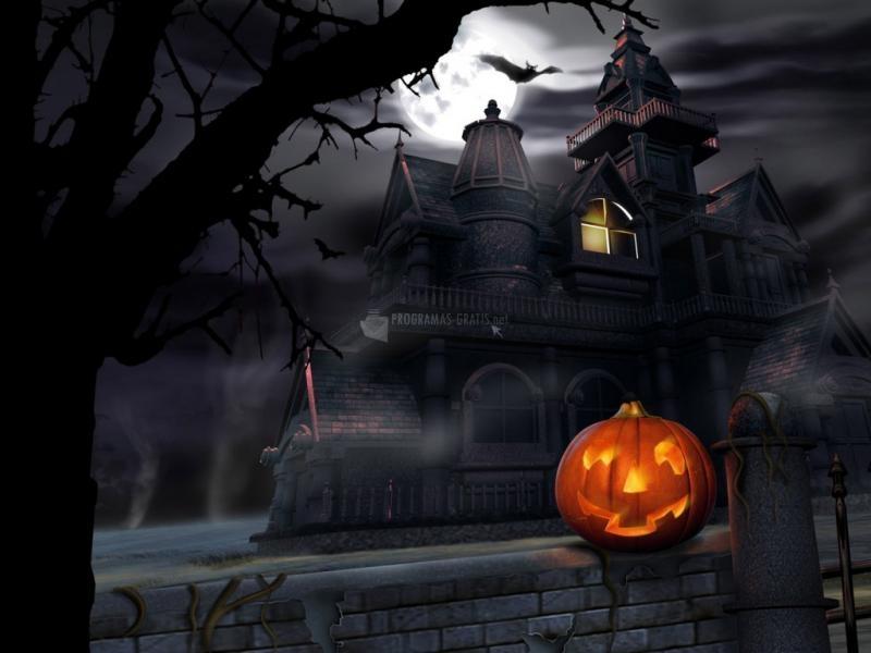 Pantallazo La mansión Halloween