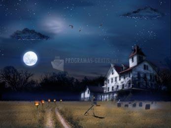 Pantallazo Enchanted House Halloween