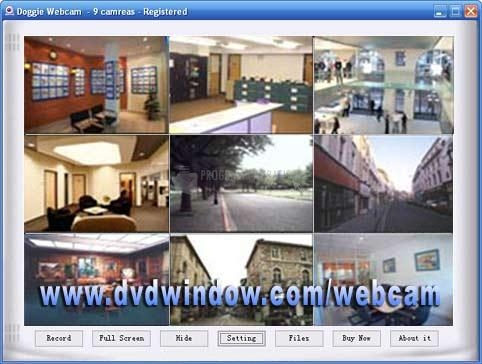 Pantallazo Doggie Webcam