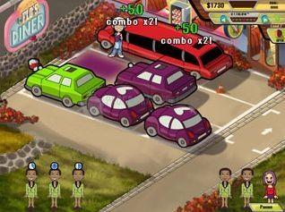 Captura Parking Dash (English)