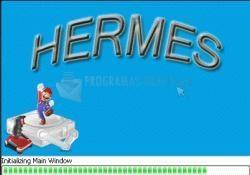 Pantallazo Hermes P2P