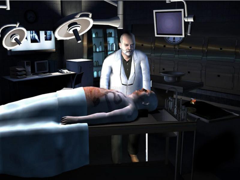 Pantallazo CSI: Pruebas Ocultas
