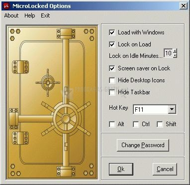 Pantallazo JCMatt Microlocked