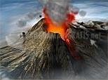 Pantallazo Free 3D Volcano ScreenSaver