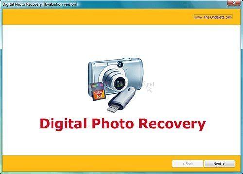 Pantallazo Digital Photo Recovery