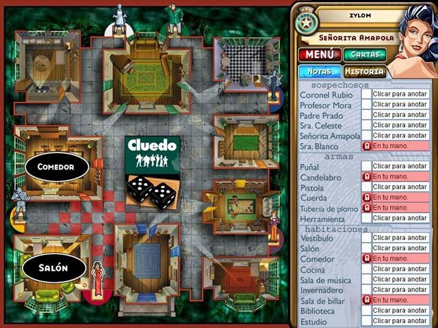 Descargar Cluedo Gratis Para Windows