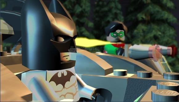 Pantallazo Lego Batman