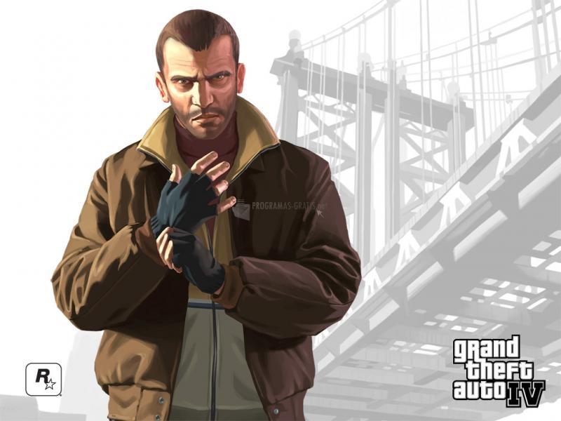 Pantallazo Grand Theft Auto IV Wallpaper