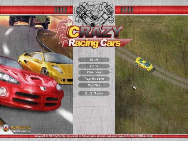 Pantallazo Crazy Racing Cars