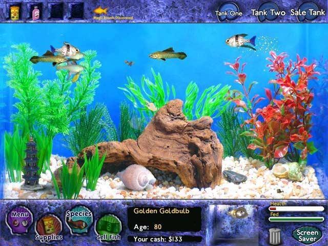 Pantallazo Fish Tycoon
