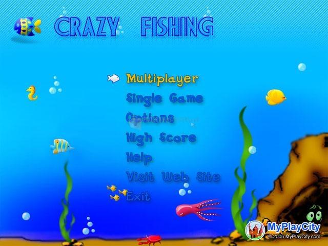 Pantallazo Crazy Fishing Multiplayer