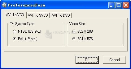 Foto AVI to VCD SVCD DVD Converter Pro